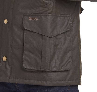 Barbour Hereford Wax Coat