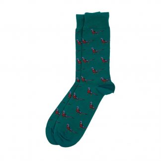 Barbour Mavin Pheasant Socks