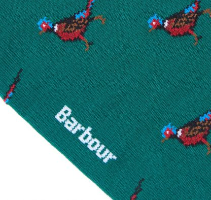 Barbour Mavin Pheasant Socks