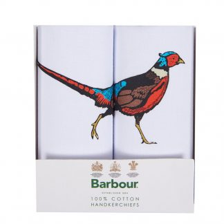 Barbour Pheasant Handkerchiefs
