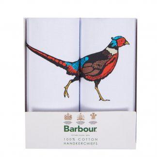 Barbour Pheasant Handkerchiefs