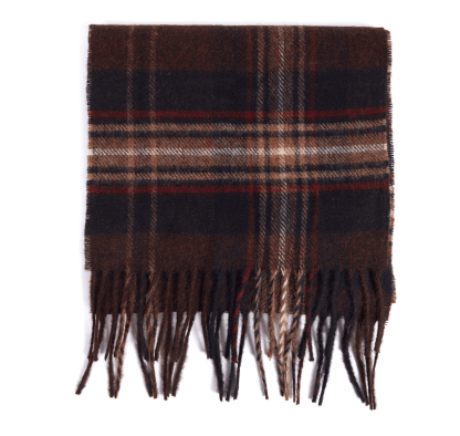 Barbour Rothwell Scarf Rust