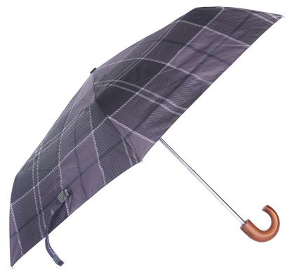 Barbour Umbrella Black