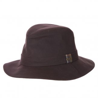 Barbour Vintage Bushman Brown