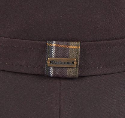 Barbour Vintage Bushman Brown
