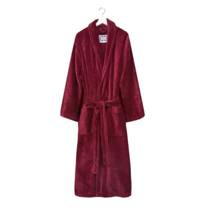 Baroness Gown Burgundy