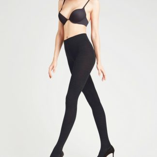 Falke Soft Merino Tights Black