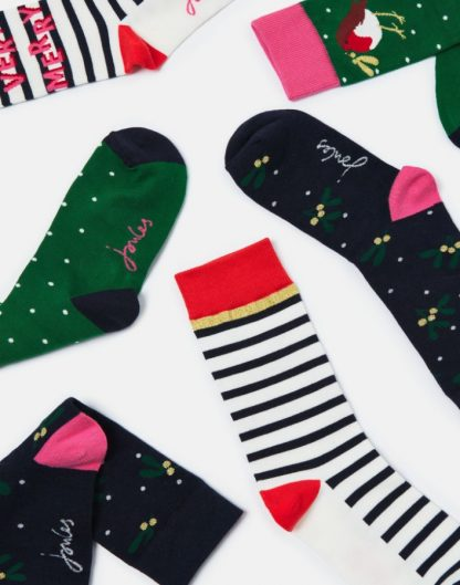 Joules Cracker Socks