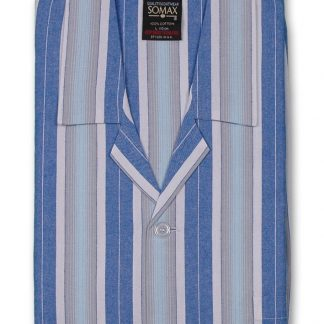 Somax Warm Pyjamas Blue