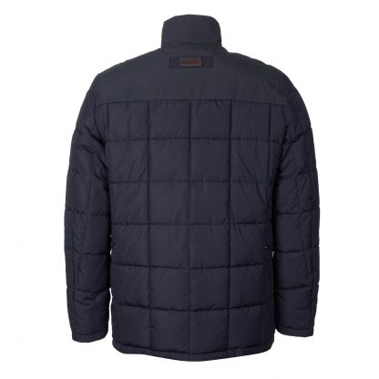 Barbour Ambrose Coat Navy