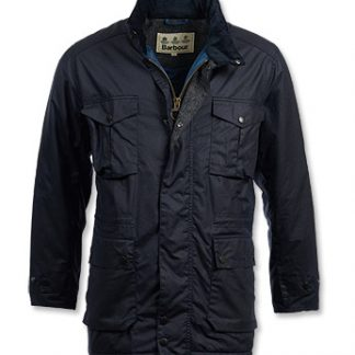 Barbour Newcastle Wax Coat