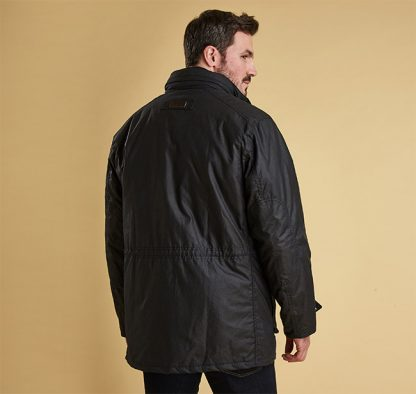 Barbour Newcastle Wax Coat