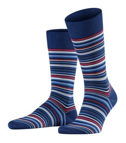 Falke Microblock Socks Navy