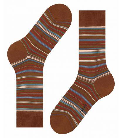 Falke Microblock Socks Ginger