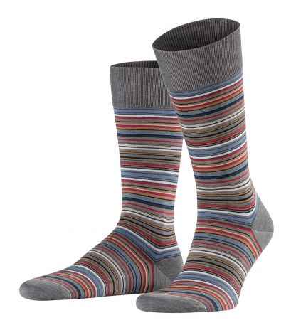 Falke Microblock Socks Grey