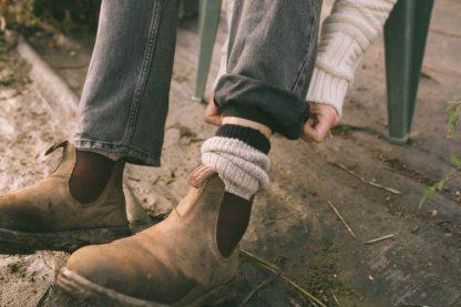 Peregrine Boot Socks Oatmeal
