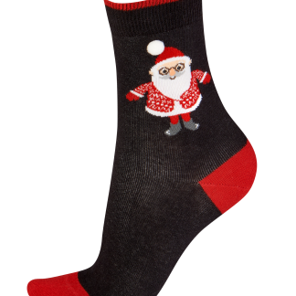 Pretty Polly Santa Socks
