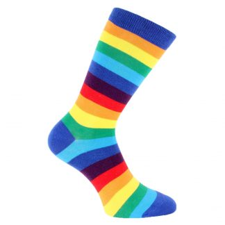 Bamboo Rainbow Socks