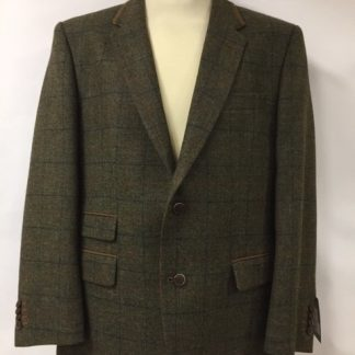 Santinelli Tweed Green