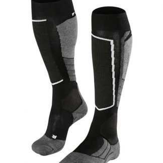 16524 Falke Ski Socks Black