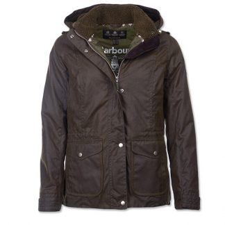 Barbour Hunstanton Wax Coat