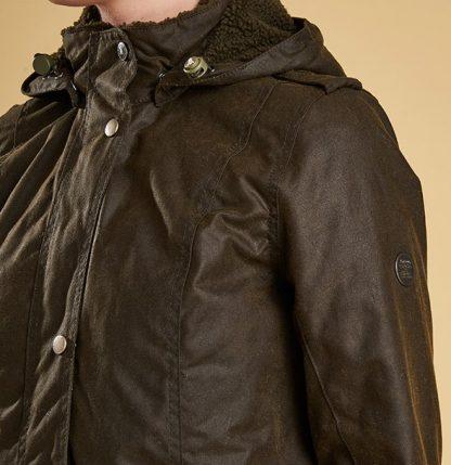 Barbour Hunstanton Wax Coat