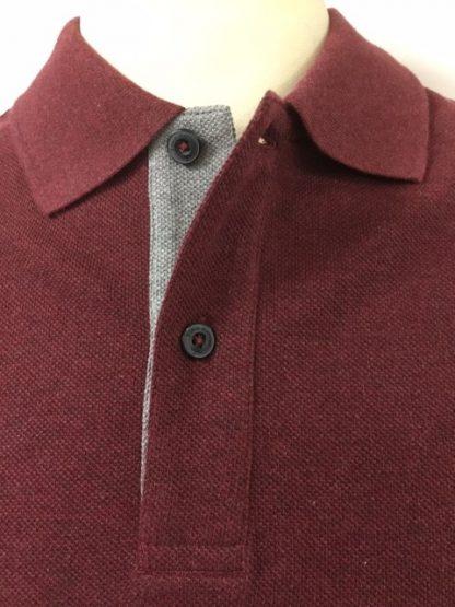 Fynch-Hatton Long Sleeve Polo