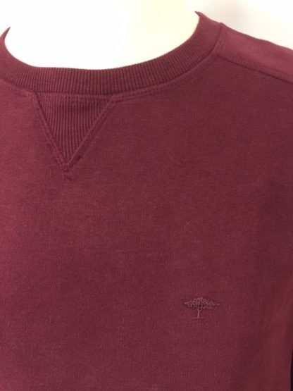 Fynch-Hatton Sweatshirt Wine