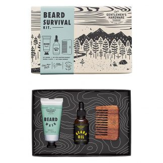 Gentlemen's Hardware Beard Survival