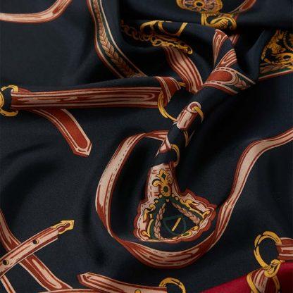 Joules Bloomfield Silk Scarf