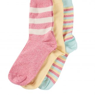 LGS0049MI11 Barbour Coastal Stripe Sock Set