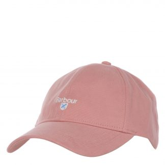 LHA0410NY73 Barbour Borthwick Sports Cap Rose
