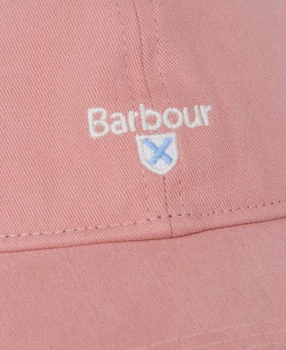 LHA0410NY73 Barbour Borthwick Sports Cap Rose