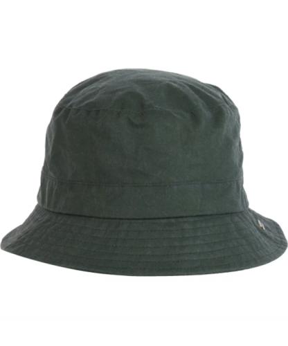 LHA0419GN53 Barbour Lighweight Wax Hat Duffle Bag Green