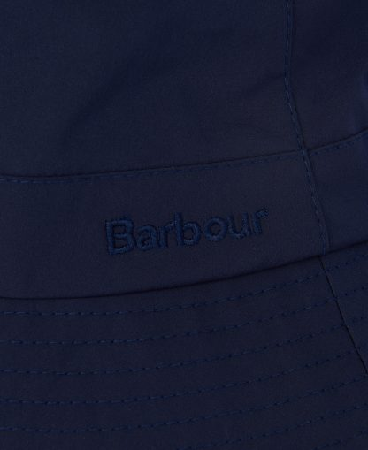 Barbour Coastal Waterproof Hat Navy