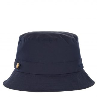 LHA0448NY73 Barbour Coastal Waterproof Hat Navy