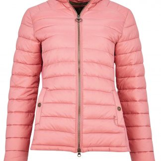 LQU1293PI32 Barbour Ashbridge Quilt Dusty Rose