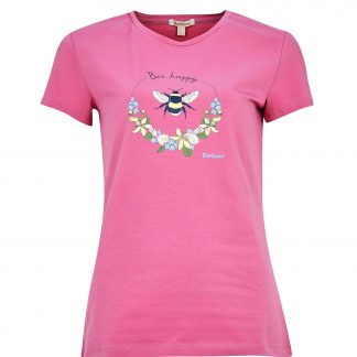 LTS0479PI33 Bowland Tee Dusty Pink