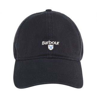 MHA0274NY91 Barbour Cascade Sports Cap Navy