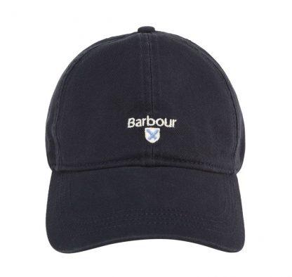 MHA0274NY91 Barbour Cascade Sports Cap Navy