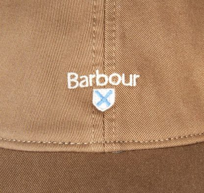 MHA0274ST75 Barbour Cascade Sports Cap Dark Stone