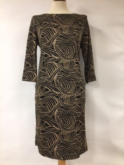 Pomodoro Art Deco Dress