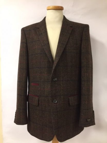 Santinelli Tweed Brown