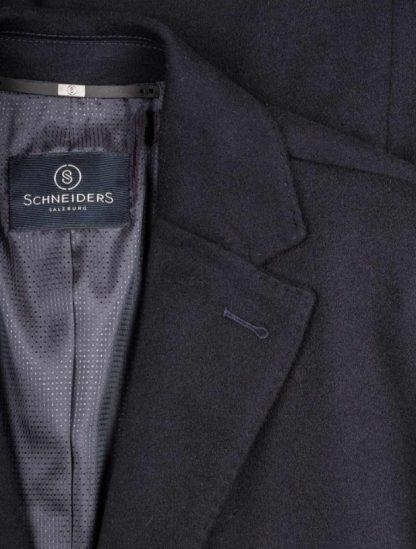 Schneiders Salvador Overcoat Navy