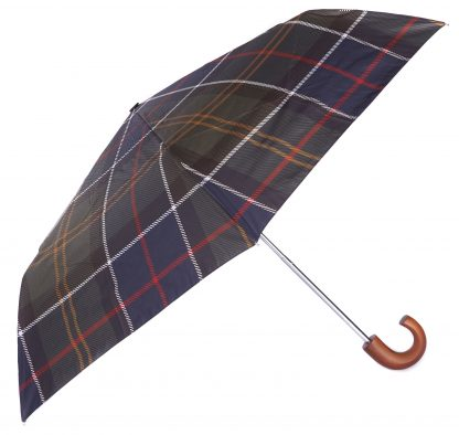 UAC0201TN11 Mini Umbrella Classic Tartan Green