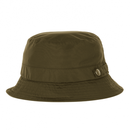 Barbour Waterproof Hat Olive