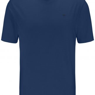 1500_672 Fynch-Hatton Organic Cotton T-Shirt Midnight