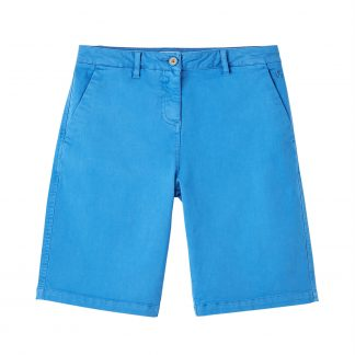 213287_WHITBYBLUE Joules Cruise Long Shorts Blue