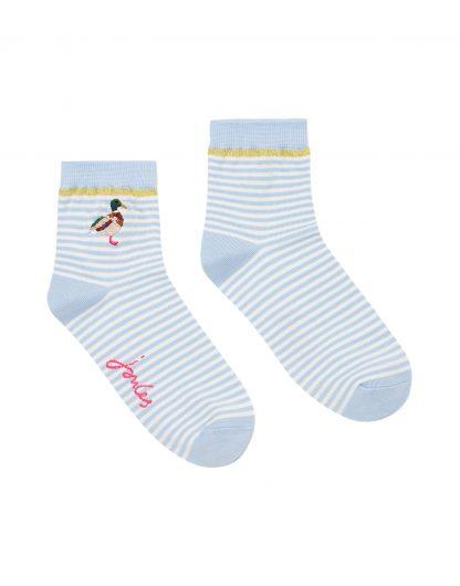 213564_MALLARD Joules Brill Bamboo socks Blue