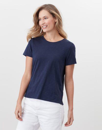 213651_FRNAVY Carley T-Shirt Navy